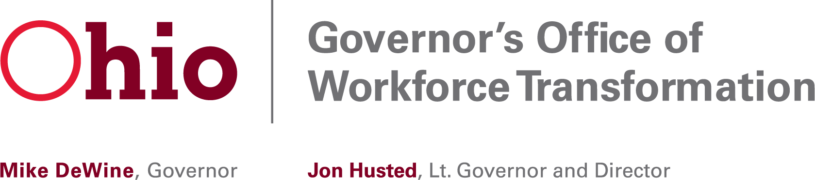Ohio Governor's Office of Workforce Transformation